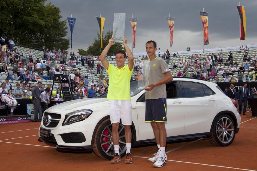 Tennisturnier Stuttgart