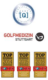 Logo von Sportklinik Stuttgart GmbH